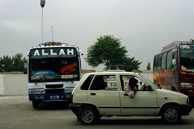 Allah Bus