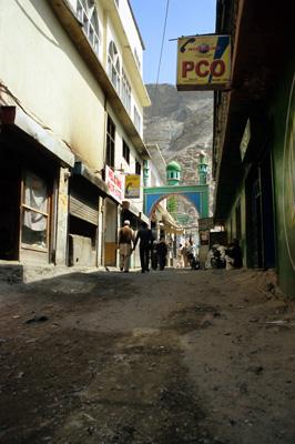 Skardu Alley